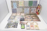 Space Crusade 1994 Games Workshop Warhammer 40k Spare Pieces + Box/Rules
