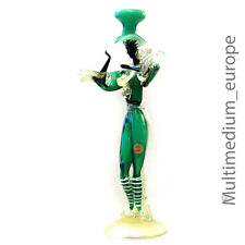 Barovier & toso bailarines Murano vidrio personaje goldeinschmelzungen