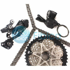 New 2018 Shimano Deore M6000 MTB Drivetrain Upgrade Groupset Group 11-42t