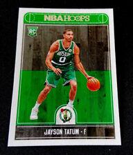 2017-18 Panini Hoops Jayson Tatum RC ROOKIE #253 BOSTON CELTICS - CLEAN 🔥🔥