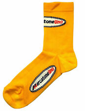 Brand new Mercatone Uno  cycling team socks, Italian made Retro Pantani