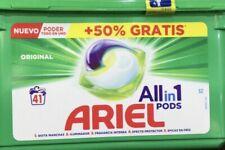 Ariel 3en1 Pods Original Detergente En Cápsulas 41Lavados - Ariel