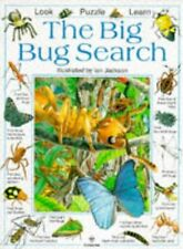 The Big Bug Search (Look/Puzzle/Learn Series) (Great Searches (EDC Paperback)) b
