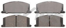 Disc Brake Pad Set-Oe Front ADVICS AD0242