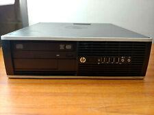 HP Compaq Elite 8300 Small Form Factor PC Intel Core i3 - CD DVD RW / 250GB/ 4GB