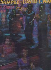 JOE SAMPLE - DAVID T WALKER swing street cafe US 1981 EX LP