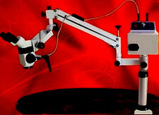 3 Step Portable Ophthamic Surgical Operating Microscope Manual