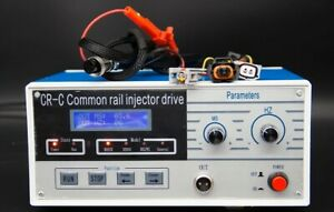CR-C Multi Function Common Rail Injector Tester Meter for Bosch/Delphi
