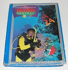 Houghton Mifflin Math Central Grade 3 Textbook 1999 538 Pages