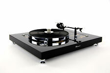 Restaurierter Thorens TD 146 Plattenspieler Turntable in Marmoroptik