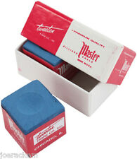 New Master Chalk - 2 Pack - Mini Box - 2 Pieces of Master's Blue Chalk