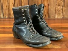 Vintage Red Wing Hunter Work Boots 12 B, Made in USA 1950s