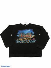 Vintage Goosebumps Ghost Camp Sweatshirt 1996 Vtg Sweatshirt Youth Large RARE