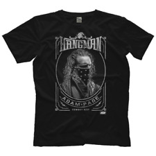 "Official AEW : All Elite Wrestling - Hangman Adam Page ""Cowboy S*%t"" T-Shirt"