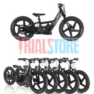 REVVI 2021 16 Inch Electric Balance Bike 24V Lithium Battery Powered Bike FreePP