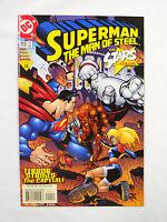 DC Comics Superman: The Man of Steel #110 (2001)-Stars and STRIPE