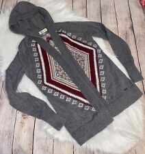 Great used Hollister cardigan size XS