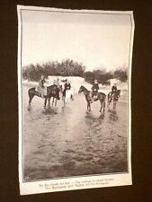 Nel Rio Grande del Sud nel 1909 Console Nicolini, Vico Mantegazza, Prof.Peglioni