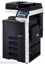 Konica Minolta Bizhub C203 Multifunction Photocopier Printer and Scan Low Copies