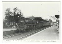 AK, Wuppertal-Oberbarmen, Bahnsteig, Bahnhof, Gleise, Lok 05 001