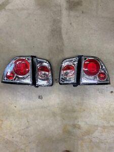 1996-1997 Honda Accord Rear Euro Tail Lamps