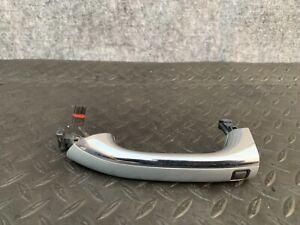 ✔MERCEDES W164 X164 GL350 GL450 LEFT DRIVER DOOR PASS KEYLESS DOOR HANDLE OEM