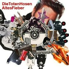 DIE TOTEN HOSEN - ALTES FIEBER  CD SINGLE  5 TRACKS DEUTSCH-ROCK & POP  NEW+