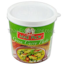 2 X 400g Mae Ploy Green Curry Paste Tub