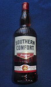 18,00€/L Southern Comfort Likör mit Whiskey 1,0L 35% Vol Alk.