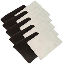 10 Filter geeignet für Vorwerk Tiger 250 251 252 Motorschutzfilter Abluftfilter