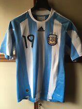 Maglia Argentina Milito Originale Mondiali