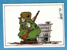 [GCG] STURMTRUPPEN - Corno 1977 - Figurina-Sticker - n. 183 -New