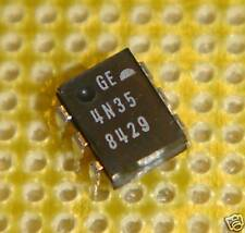 4N35 NPN Phototransistor Diodes 6-Pin DIP, Lot of 4