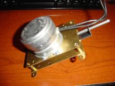 electric neon clock vintage clock motor synchron 110V Cleveland lackner dial glo