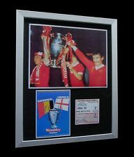 LIVERPOOL 1978 EUROPEAN CUP FINAL LTD Numbered FRAMED+EXPRESS GLOBAL SHIPPING