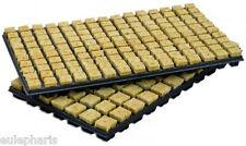 Bandeja 150 alveolos Lana de Roca Semilleros para Esquejes y Semillas Cultivo