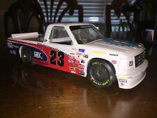 #23 T S CLARK  (WHITE) 1/24 SCALE 1995 NASCAR CRAFTSMAN TRUCK SERIES B318
