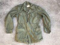 Vintage Military M-1951 Field Jacket, Coat, Size Regular Small
