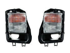 DEPO 06-09 Cadillac STS-V Replacement Fog Light Lamp Set Left + Right New