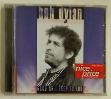 Bob Dylan Good As I Been To You CD Austria 1992
