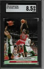 1992-93 Fleer Ultra #27 Michael Jordan HOF'er SGC 8.5 $$$$