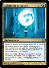 MTG Magic RTR - Detention Sphere/Sphère de détention, French/VF