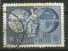 Belgium Belgica Scott # 400 (o) COB # 812  UPU Serie Completa