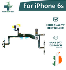 """For iPhone 6S 4.7"""" Power On/Off Volume Button Mute Switch Connector Flex New"""