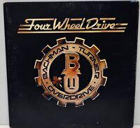 "BTO  ""Four Wheel Drive""  1975 Vinyl LP  Mercury SRM-1-1027"