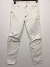 G-star Raw 5620 3D Low Tapered Denim In White 30/32