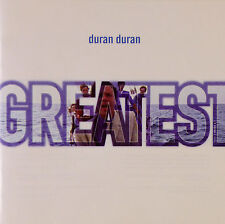 CD - Duran Duran - Greatest - #A1614