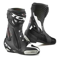 TCX RT-Race Pro Air Moto Motorcycle Bike Boots Black