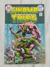 Swamp Thing #10 Vol. 3 1974 Last Berni Wrightson! High Grade! Unread! CGC READY!