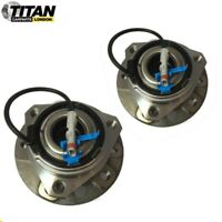 For Vauxhall Astra H Zafira B 5 Stud Fitting 93178652 X 2 Front Wheel Bearing